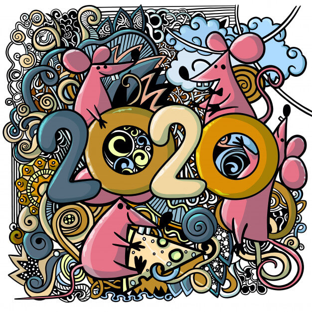 Chinese Horoscope 2020 - Year of the Rat